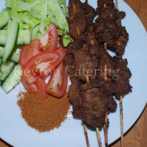 How to Marinate and Grill Suya